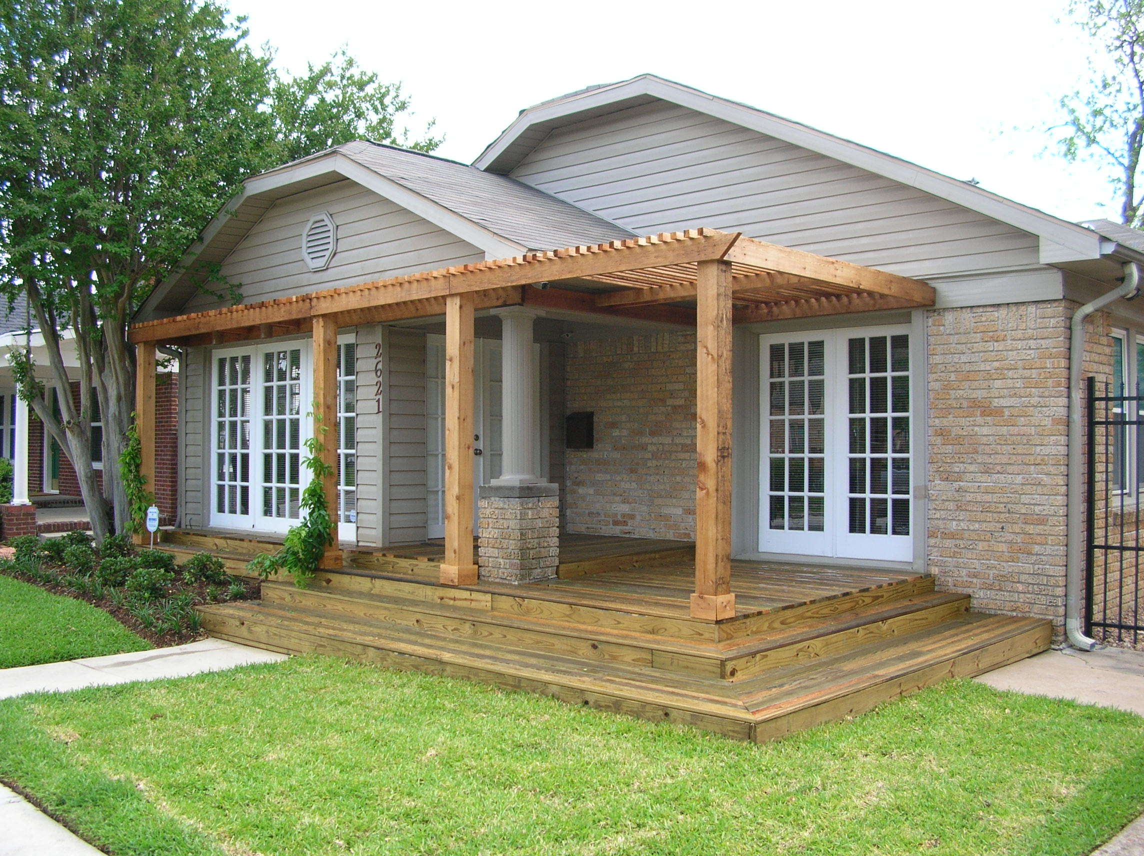 Deck designs deck designs with pergola Deck design ideas