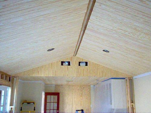 Bead-Board Ceilings
