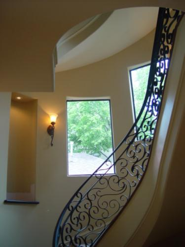 Ellipse Staircase